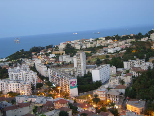 صور  لمدينة عنابة الساحلية couchers-de-soleil-a