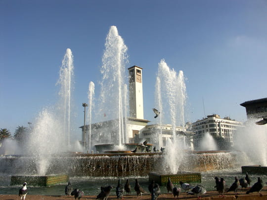 fontaines places casablanca maroc 9576679 614648