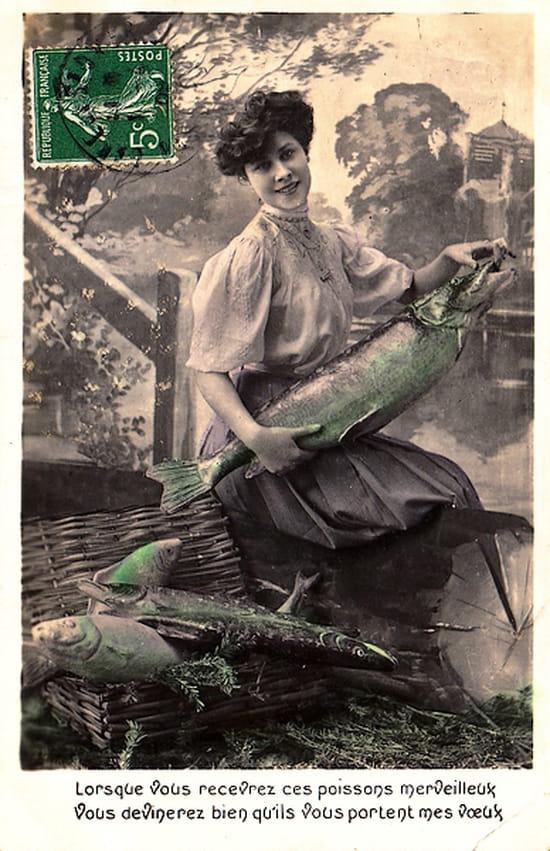 Carte postale 1909