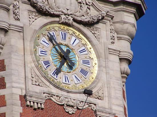 Horloge - Beffroi de Lille