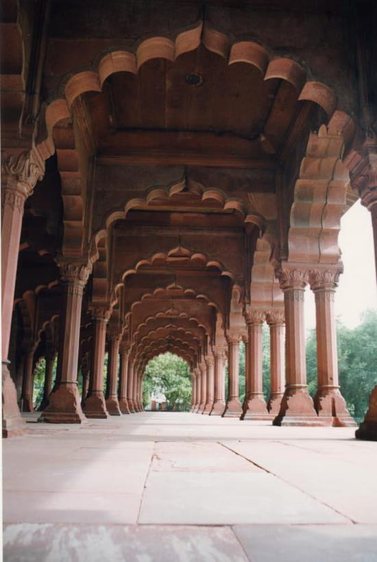 الهند ..جمال و حضارة من مختلف انواعها .. Chateaux-delhi-inde-1078970690-1161919
