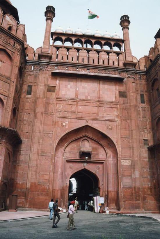 الهند ..جمال و حضارة من مختلف انواعها .. Chateaux-delhi-inde-1388730866-1161914