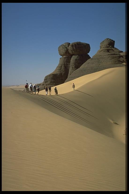 صور من الصحراء الجزائرية * غرداية * تمنراست ...* Dunes-tamanrasset-algerie-5695764423-326149