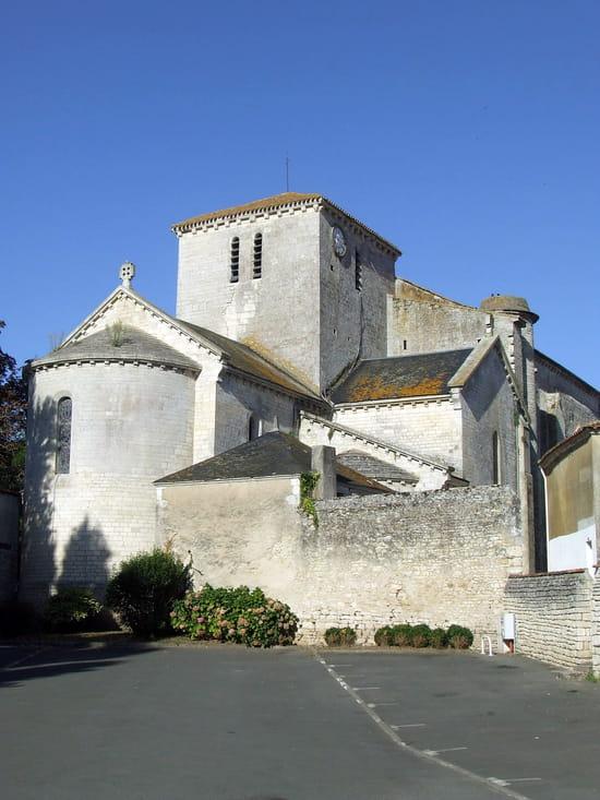L'église d'Angles - Église