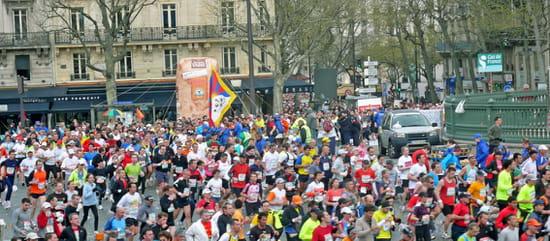 Marathon de Paris 2008