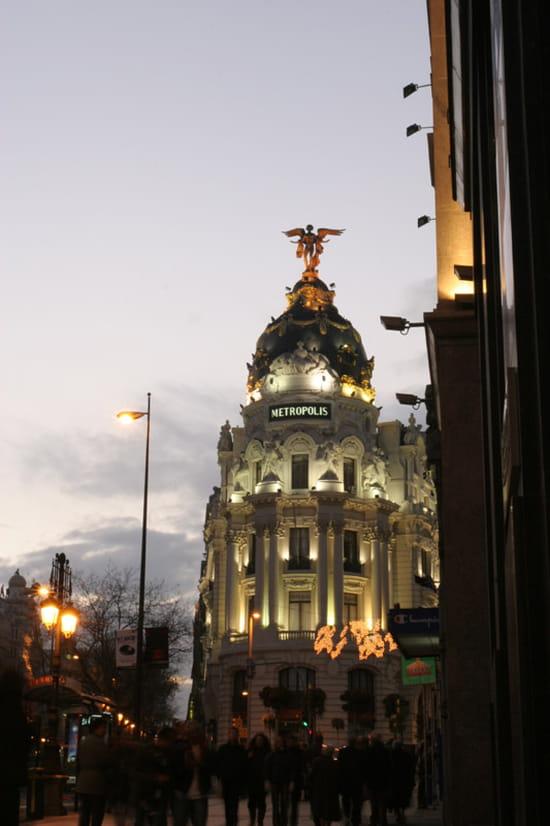 سياحة بلاد الأندلس المغصوبة إسبانيا hotels-immeubles-mad