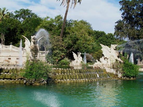 سياحة بلاد الأندلس المغصوبة إسبانيا jardins-prives-parcs