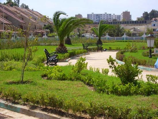 Parc commémoratif