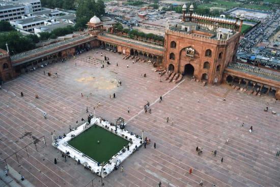 الهند ..جمال و حضارة من مختلف انواعها .. Mosquees-delhi-inde-1401728878-1161932