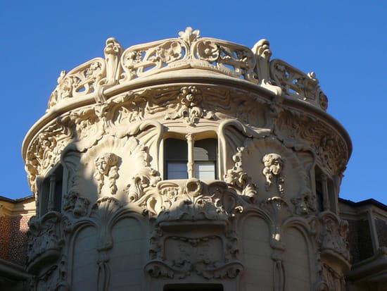 سياحة بلاد الأندلس المغصوبة إسبانيا palais-madrid-espagn