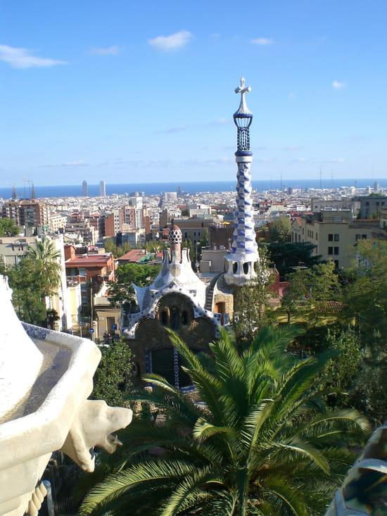 سياحة بلاد الأندلس المغصوبة إسبانيا panorama-barcelone-e