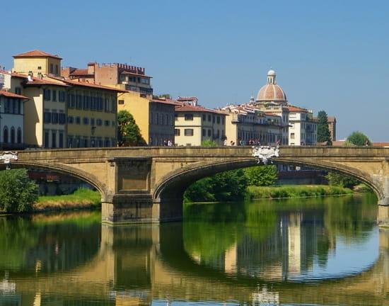Reflets sur l'Arno