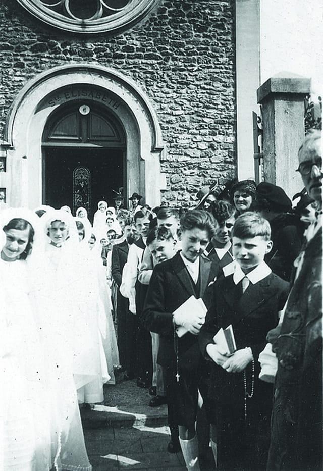 1 ére communion 1939