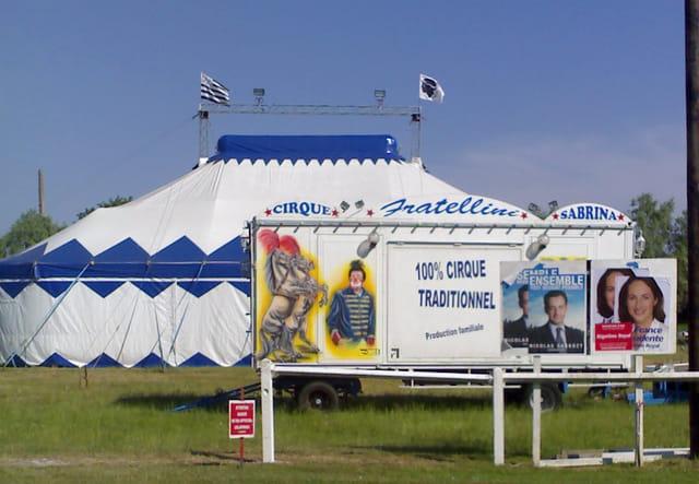 100% cirque traditionnel