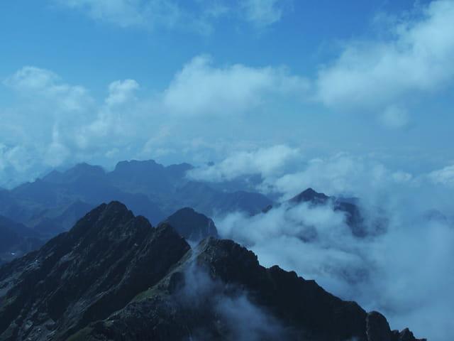Paysages de montagne. 1436510