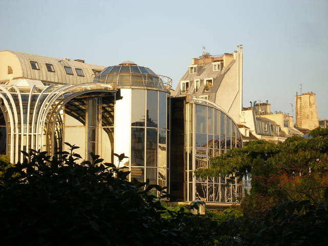 Paris architecture moderne et ancienne par alain roy sur l for Architecture ancienne