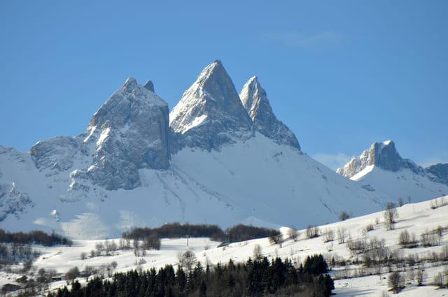 Paysages de montagne. 1385687
