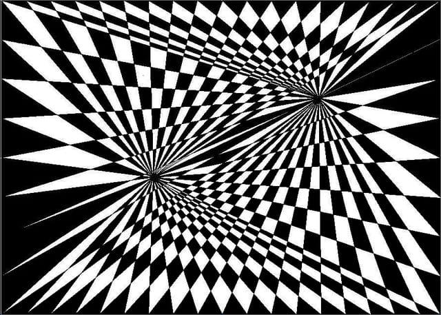 Art noir et blanc par laurent radenne sur l 39 internaute for Art minimaliste noir et blanc