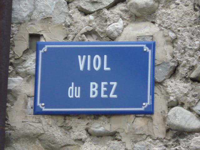 nom de rue insolite