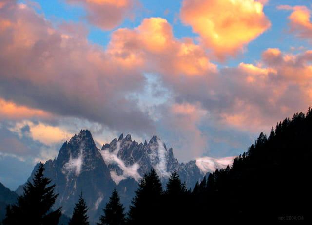Paysages de montagne. 1136751