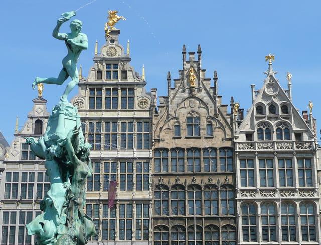 Anvers guide de voyage tourisme for Salon du tourisme belgique