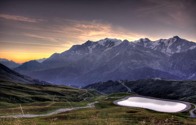 Paysages de montagne. 1336123