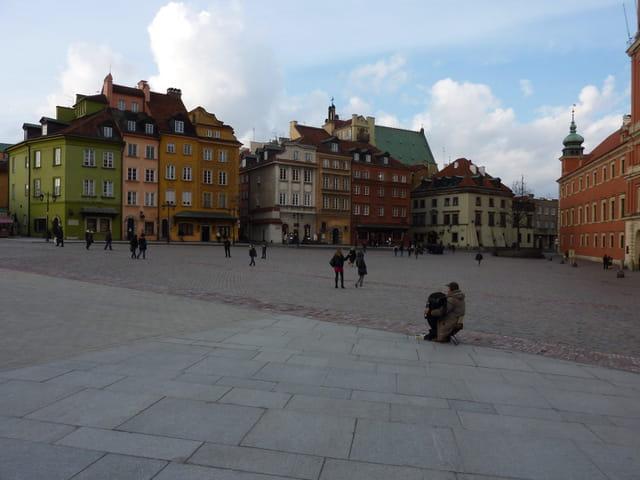 Varsovie guide de voyage tourisme - Lappartement high tech high end varsovie ...