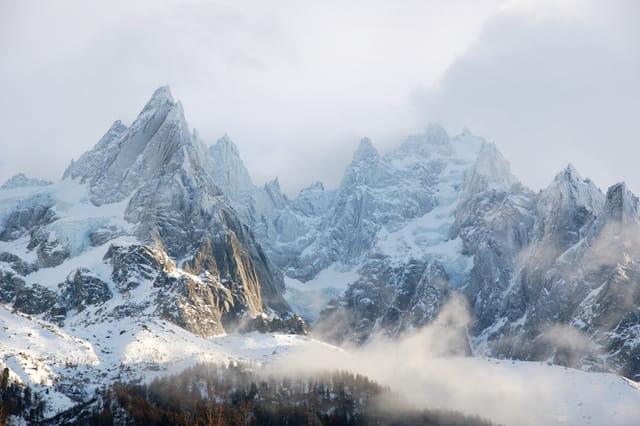 Paysages de montagne. 1265257