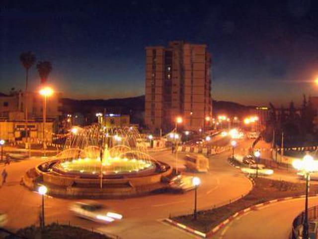 centre ville de tizi ouzou par djamel mekacher sur l internaute