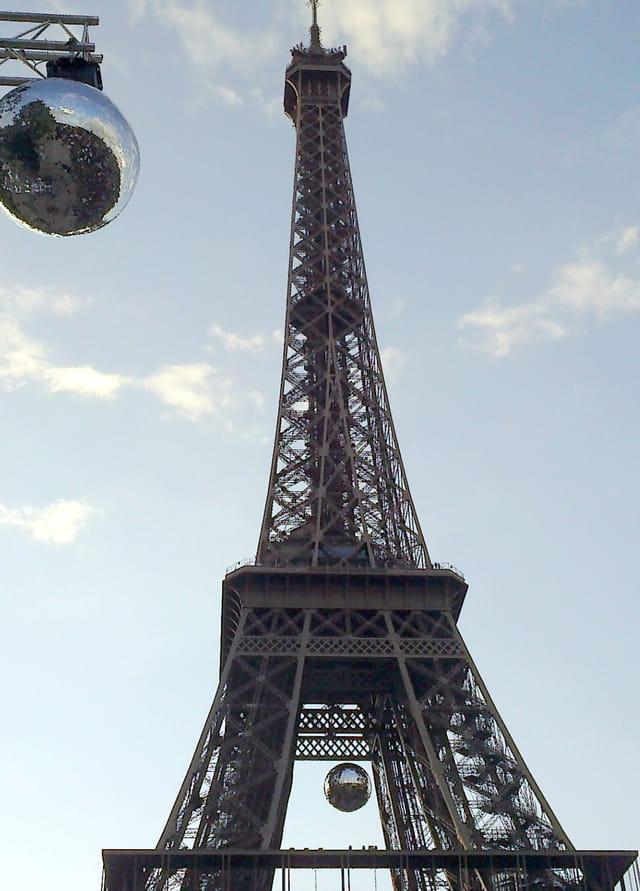 14-07-2012 la Tour EIFFEL