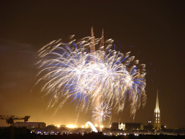 14 juillet 2010 à Bordeaux