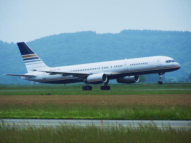 Compagnie a rienne privil ge boeing 757 par jean marc for Interieur boeing 757