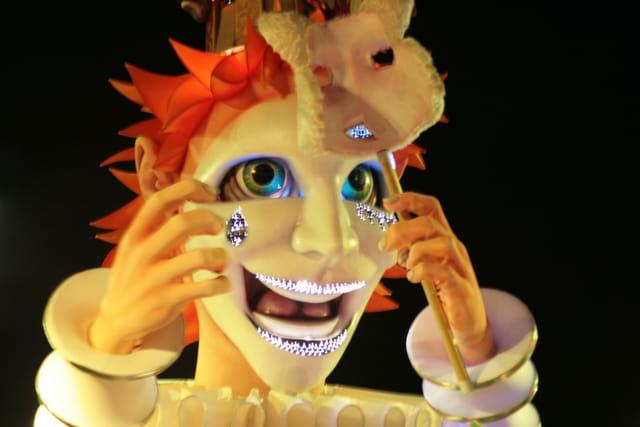 Le roi des mascarades