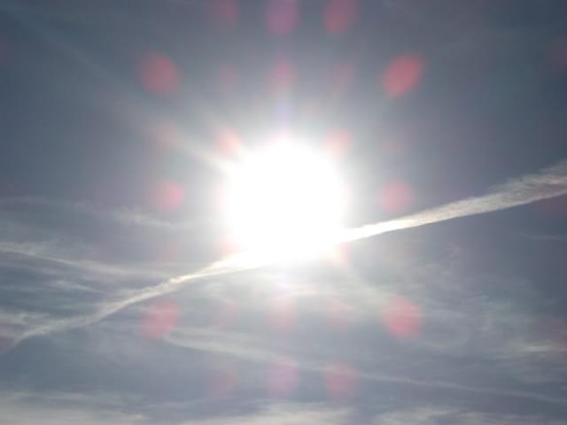 Le soleil 1587977