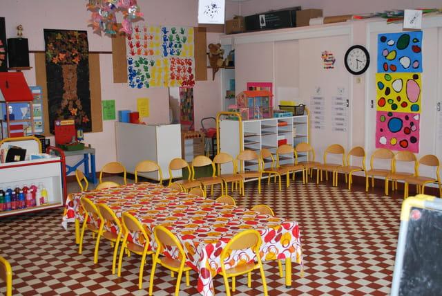 Classe de maternelle par christiane lisan sur l 39 internaute - Ecole de decoration avignon ...