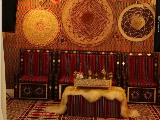 salon arabe par Genevieve LAPOUX sur L\'Internaute