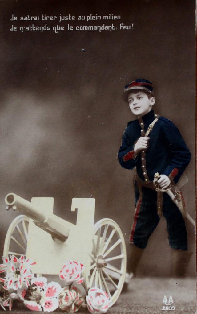 "1914-18 : ""je saurai tirer juste..."""