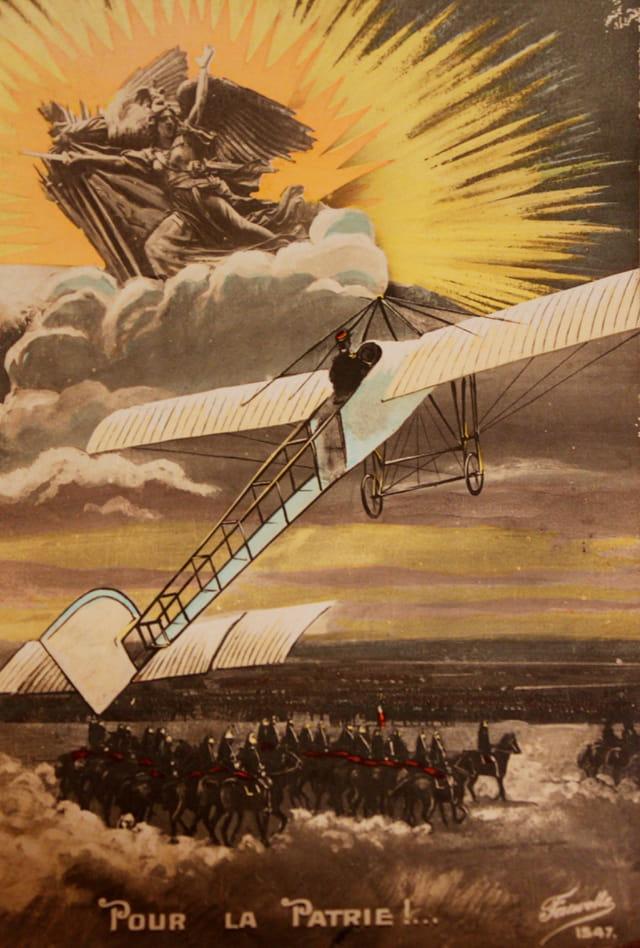 """1914-18 : """"Pour la Patrie"""""""