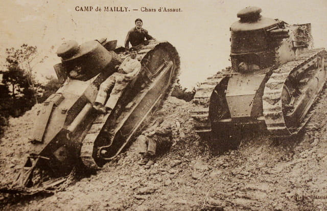 1923 Camp Militaire de Mailly_1