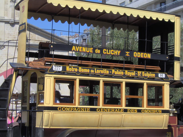 1er bus de paris 1906