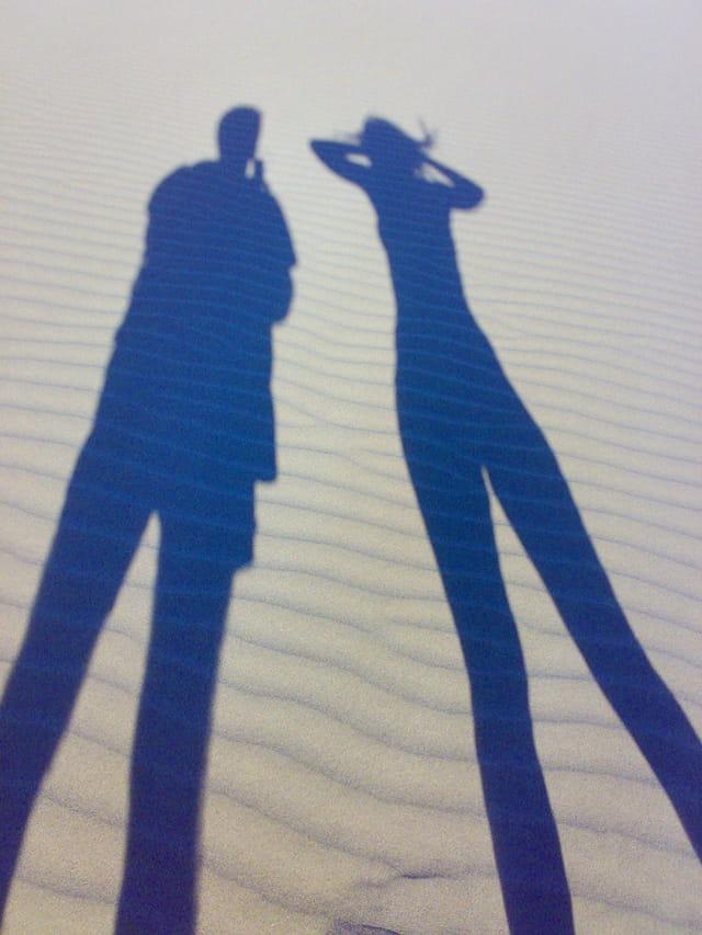 2 ombres chaleureuses