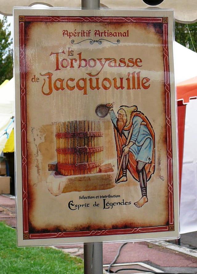 Le Torboyasse de Jacqouille