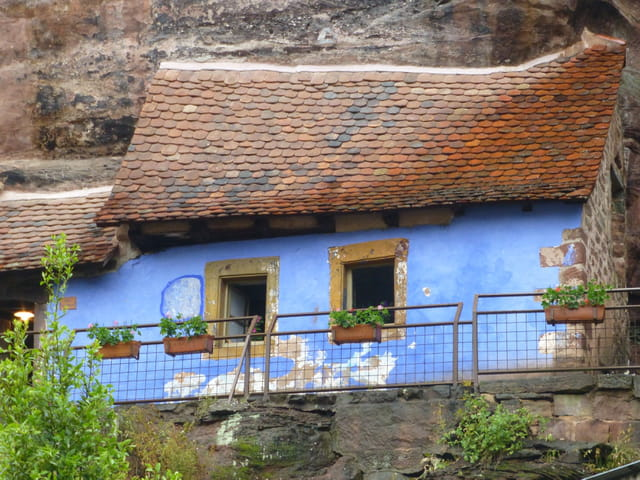 La maison bleue par marc chartier sur l 39 internaute - Chanson la maison bleue ...