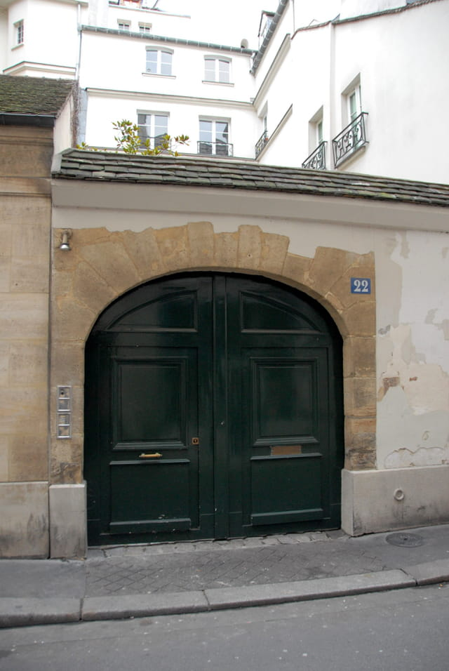 22 rue de Bièvre