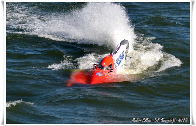 24 Heures Motonautiques de Rouen 26/05/12