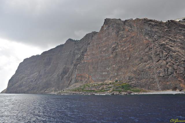 3è Falaise la plus haute du monde ( 589 m ) - Cabo Girão