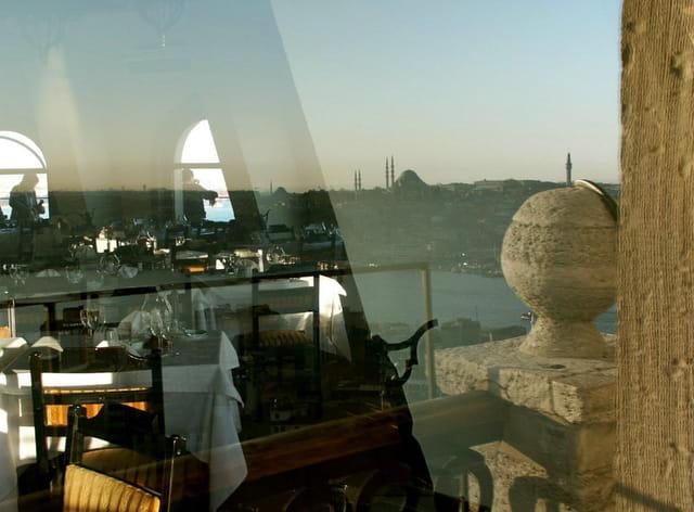 Miroir sans fin par nicole zuber sur l 39 internaute for Miroir sans fin