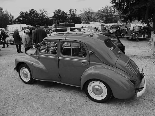 4CV - Années 50.