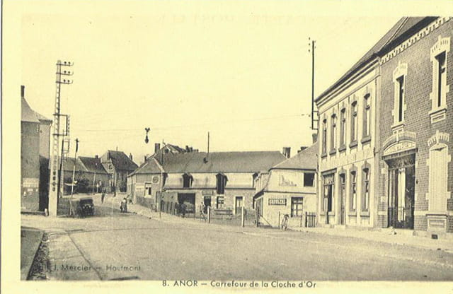 59 ANOR - Carrefour de la Cloche d'Or
