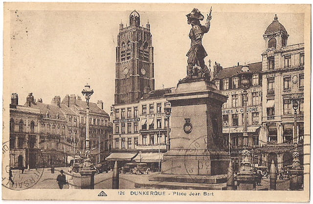 59 DUNKERQUE - Place Jean Bart